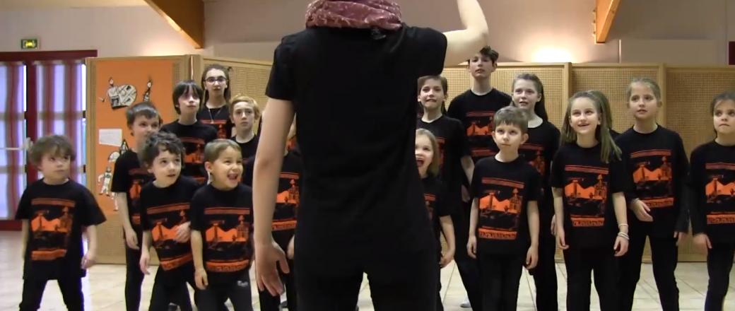 Геракл пошел в Ростов – Детский театральный лагерь во Франции