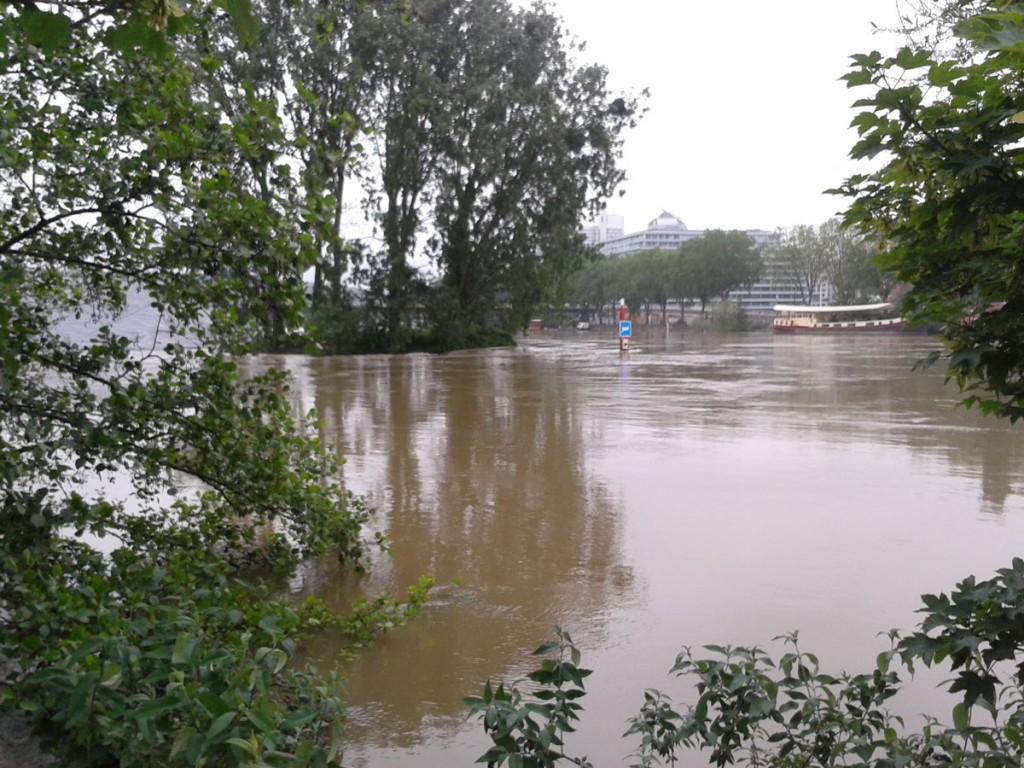 Inondation, juin 2016, IleSeguin